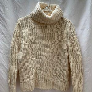 NEVER WORN Banana Republic Turtleneck Sweater